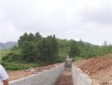 浆砌石渠道