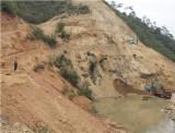 大坝基础开挖