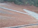 大坝背水坡、排水体